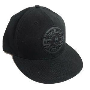Harley Davidson 100% Wool 1903 Hell On Wheels Hat